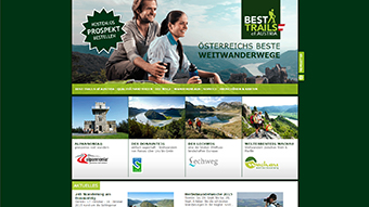 best-trails.at -> CRM4Destinations